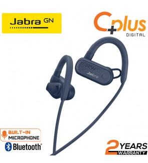 Jabra Elite Active 45e Waterproof Bluetooth Wireless In-Ear Headphone for Sports