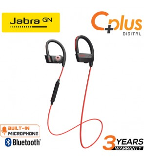 Jabra Sport Pace Water Resistant Bluetooth Wireless Headset