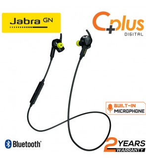 Jabra Sport Pulse Special Edition Bluetooth Wireless Headphone with Heart Rate Monitor