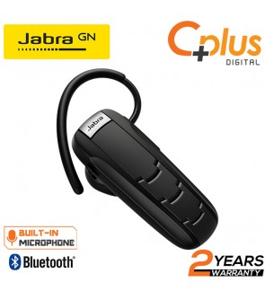 Jabra Talk 35 Bluetooth Headset for High Definition Hands-Free Calls with Dual Mic Noise Cancellation and Streaming Multimedia