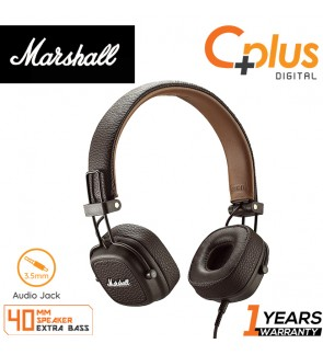 Marshall Major III Wired On-Ear Headphone