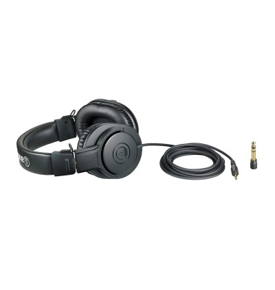 Audio Technica ATH-M20x Professional Monitor Wired Headphones