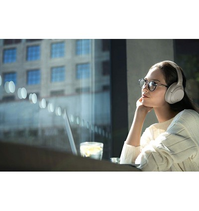 Sony WH-1000XM4 / WH-1000XM3: Wireless Bluetooth Over the Ear Active Noise Cancelling Headphones with Mic