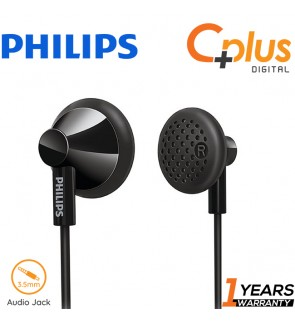 Philips SHE2100 15mm Speaker Driver In-Ear Headphones