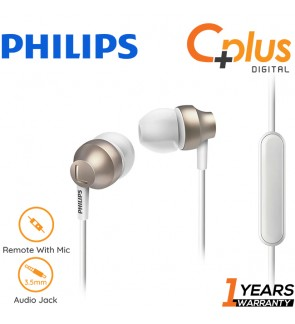 Philips SHE38555 MyJam Chromz In-Ear Headphone with Mic