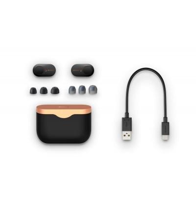 Sony WF-1000XM3 Truly Wireless Digital Noise Cancelling Headphones In-Ear Earphones Earbuds with HD & Dual Noise Sensor