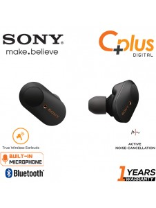 Sony WF-1000XM3 Truly Wireless Digital Noise Cancelling Headphones In-Ear Earphones Earbuds with HD & Dual Noise Sensor