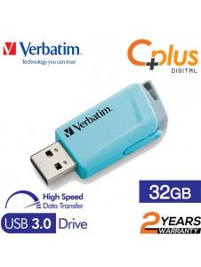 Verbatim Store N Click 32GB USB3.0 Flash Drive