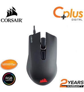 Corsair Harpoon Pro RGB Gaming Mouse - Lightweight Design - 12,000 DPI Optical Sensor