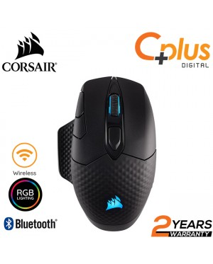 Corsair Dark Core RGB Wireless Gaming Mouse - 16,000 DPI Optical Sensor - Comfortable & Ergonomic - Play Wired or Wireless