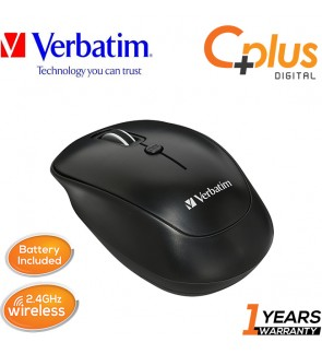 Verbatim 2.4Ghz 1600DPI Wireless Mouse