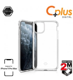 ITSKINS Hybrid Clear 2M Drop Proof Case for iPhone 11 Pro Max