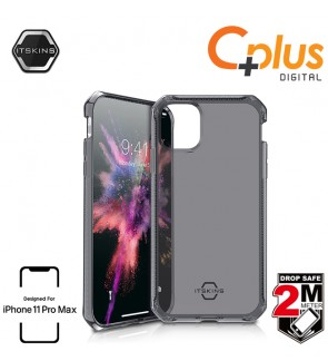 ITSKINS Spectrum Clear 2M Drop Proof Case for iPhone 11 Pro Max