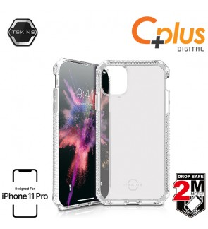 ITSKINS Spectrum Clear 2M Drop Proof Case for iPhone 11 Pro