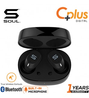 SOUL Emotion 2 High Performance True Wireless Earbuds