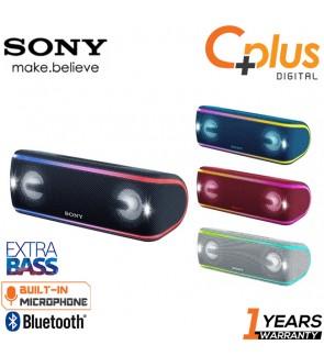 Sony SRS-XB41 / XB41 EXTRA BASS Bluetooth Wireless Portable Speaker with Lighting