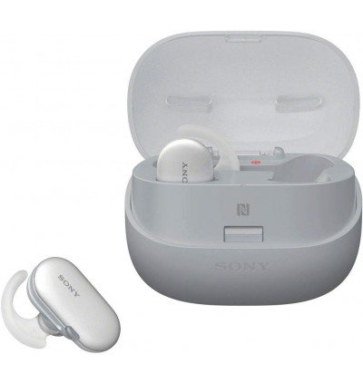 Sony WF-SP900 True Wireless Sports Headphones for Total Freedom with IPX8 Waterproof Rating and 4 GB Internal Memory