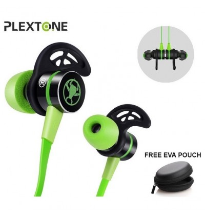 PLEXTONE G20 Noise Reduction Magnet In-Ear Earphone With Mic Earphone