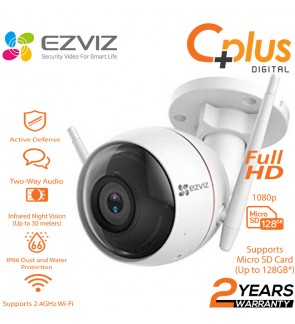 Ezviz C3W IP66 Outdoor 1080P Full HD Sound & Light Defense Wireless IP 2.8mm Wide Lens Camera