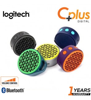 Logitech X50 Mini Wireless Bluetooth Portable Speaker