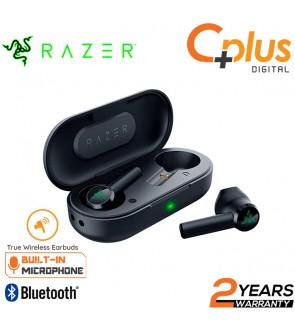 Razer Hammerhead True Wireless Bluetooth 5.0 Auto Pairing Earbuds: Ultra Low-Latency - Water Resistant