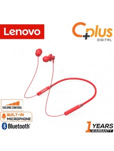 Lenovo HE05 Neck Hook Bluetooth 5.0 Earphone with Mic & Volume Control