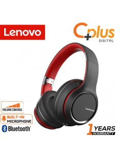 Lenovo HD200 Bluetooth 5.0 Headphone with Mic & Volume Control