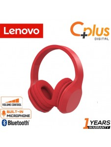 Lenovo HD100 Bluetooth Headphone with Mic & Volume Control