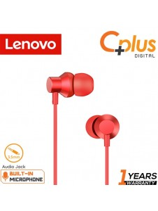 Lenovo HF130 Metal Wired Earphone with Mic & Microphone