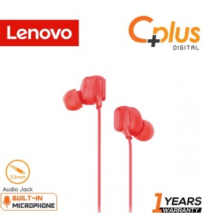 Lenovo HF150 Stereo in-ear Earphone with Mic & Volume Control