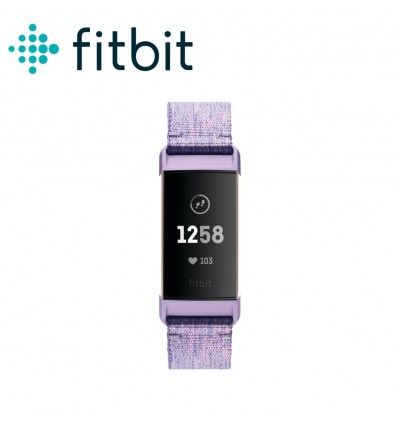 Fitbit Charge 3 Smart Watch Smart Fitness Heart Rate Activity Tracker Smartwatches (2 sizes in box)