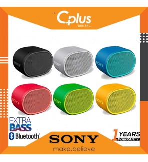 Sony SRS-XB01 Extra Bass Bluetooth Portable Speaker