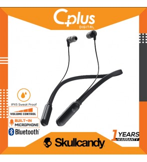 Skullcandy Ink'D Plus Bluetooth Wireless In Ear Earbuds with Mic
