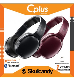 Skullcandy Crusher ANC Personalized, Active Noise Canceling Wireless Headphones with Mic & Volume Control