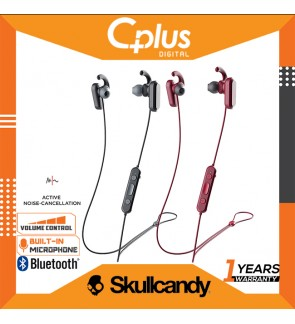 Skullcandy Method ANC Active Noise Canceling Bluetooth Wireless Earbuds with Mic & Volume Control