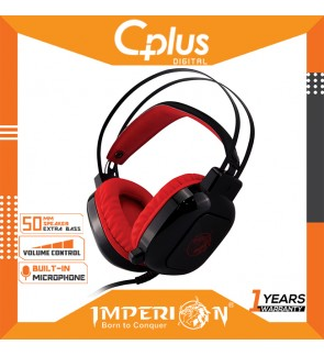 Imperion Millenia HS G30 Professional Gaming Headset with Microphone