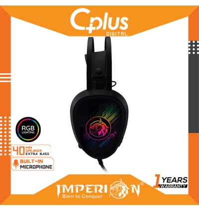 Imperion Intruder HS G33 D1/D2 Professional Gaming Headset with Microphone