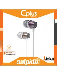 Salpido ES01 High Fidelity Sound Earphones with Microphone