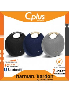 Harman Kardon Onyx Studio 6 Premium Bluetooth Speaker , IPX 7 Waterproof , UP to 8 hours Playtime