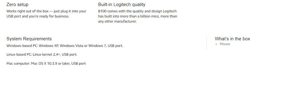 Logitech Linux